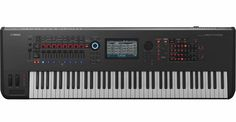 The successor of the Yamaha Motif music production synthesizer, Yamaha Montage, provides deep sound design possibilities, incredible control & power & satisfyin