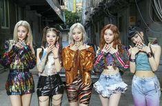 Kpop Girl Groups, Korean Girl Groups, Kpop Girls, K Pop, Comeback Stage, Programa Musical, Fandom, Kpop Fashion Outfits, No Name