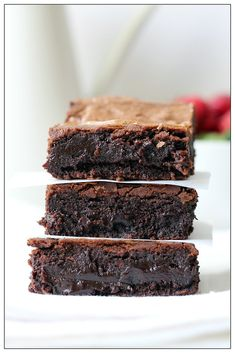 Chocolate Brownies, Muffins, Sweets, Cake, Desserts, Recipes, Food, Chocolate Chip Brownies, Tailgate Desserts