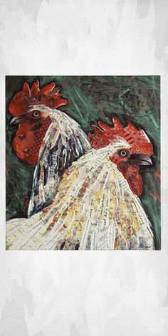 Canvas Rooster Wall Art – lotsofdecor