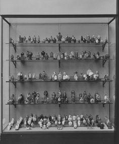 1. Vitrine, Metropolitan Museum c1940