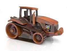 Cat Challenger MT865