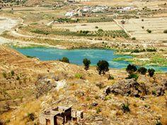 Vistas desde el Pueblo de Mojácar Almería