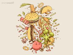 Food Fight for $15