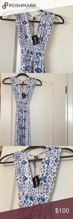 Brand new maxi Beautiful maxi! Perfect for summer! Rachel Pally Dresses Maxi