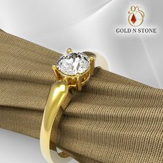 buy diamond solitaires from over 50000+ pieces online only at www.goldnstone.com