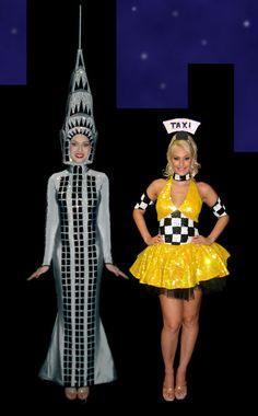 Love this! Taxi costume