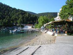 Skopelos island in N. Aegean Sea, Greece.