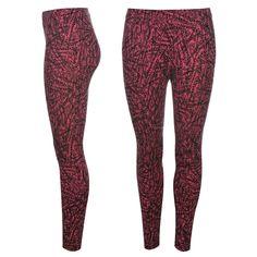 Nike | Nike All Over Print Crop Leggings Ladies | Ladies Tights and Leggings