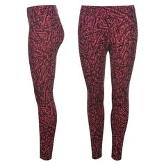 Nike | Nike All Over Print Crop Leggings Ladies | Ladies Tights and Leggings