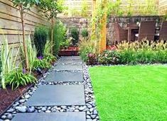 Image Result For Backyard Landscape Design Plans · Small Yard ...