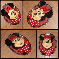 Minnie Mouse cake - Minnie egér torta