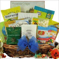 Simply Sugar Free: Large Gourmet Gift Basket