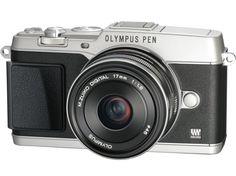 Olympus Pen E-P5 Silver