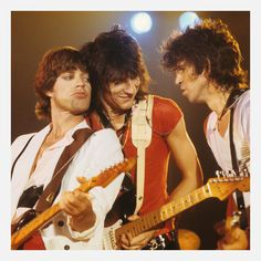 The Stones By Richard E. Aaron