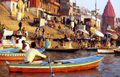 Boats on The River Ganga (Ganges): Varanasi (Benares), India Ecuador, Lodi Gardens, Travel Around The World, Around The Worlds, London School Of Economics, Asia, Whitewater Rafting, India Tour, G Adventures