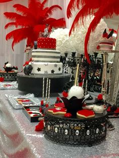 Hollywood  Birthday Party Ideas | Photo 6 of 21