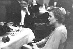 Hitler and Eva.