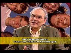 O Tema É: Tecnologia na Educação - José Manuel Moran - 1 - YouTube
