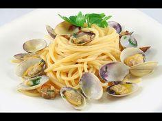 Спагетти с Вонголе. Spaghetti alle vongole