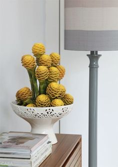 flor de gengibre