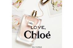 LOVE, Chloé Eau Florale