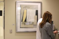 Art gives Stony Brook patients a 'feeling of respite' : Amid the constant shuffle and frenzy in the hallways at Stony Brook University Hospital, there is a new reason to stop and take a look around. The once bare walls are now lined with a growing collection of artwork, all of which have been donated by local artists.
