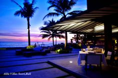"""Cotta"" Alila Villas Soori, Bali"