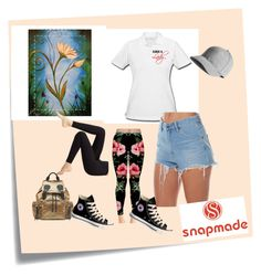 """""""snapmade 4 /3"""" by fatimazbanic ❤ liked on Polyvore featuring Post-It, Wrangler, Wolford, Burberry and Converse"""