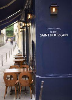 Le Bon Saint-Pourçain - Paris