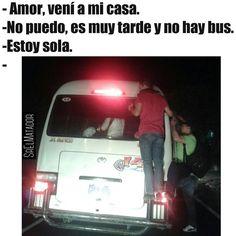 Cuando el deber llama.   #MiércolesGabán #Extendido #coaster #bus #SITRAMSS #EstoySola #ElSalvador #SV #SrElMatador