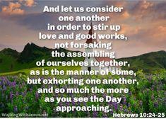 Hebrews 10, Lord, Let It Be, Watch, Youtube, Clock, Bracelet Watch, Clocks, Youtubers