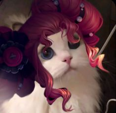 Mobile Legends, Cute Girls, Disney Characters, Fictional Characters, Dolls, Disney Princess, Cats, Anime, Baby Dolls
