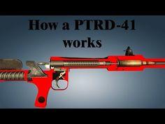 How a PTRD-41 works - YouTube