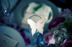 Butterfly-placecard