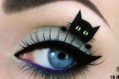 Une artiste utilise ses yeux pour créer de magnifiques œuvres d'art.. WOW!