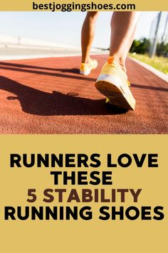 Guide to the best 5 stability running shoes. #stabilityrunningshoeswomen #stabilityrunningshoesformen #stabilityrunning #brooksrunningshoesstability #beststabilityrunningshoes Brooks Running Shoes, Running Shoes For Men, Stability Running Shoes, Women, Women's, Men Running Shoes, Woman