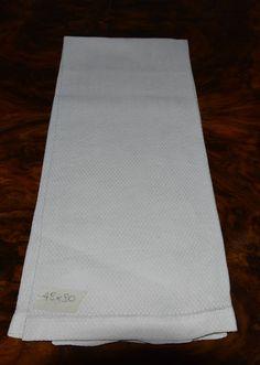 Asciugamani fiandra cotone  orli giorno cm. 90x49 Cotton Towel B23 Serviette