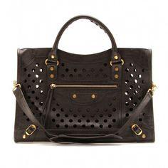Balenciaga - CLASSIC CITY ARENA POLKA DOTS TOTE  Guccihandbags Best  Handbags 2ae08facb665f