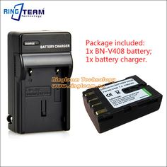 >> Click to Buy << 2-In-1 BN-V408 BN-V408U Digital Battery and Charger  for JVC Camcorder D70EK D70U D70US D72 D72U D72US D73 D73US D90 D90K D90US #Affiliate