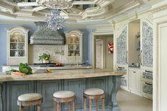 2015-nkba-best-large-kitchen-peter-salerno - This kitchen is amazing!