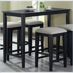 For The Kitchen In The Space By The Stove? Monarch Counter Height Kitchen  Table In
