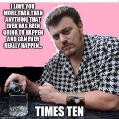 Trailerparkboys Valentine's  Ricky