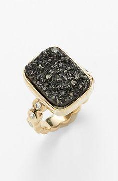 Melinda Maria 'Electra' Drusy Ring