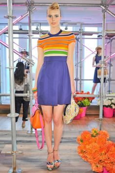One of my Favorite Looks From Kate Spade Spring 2013 RTW