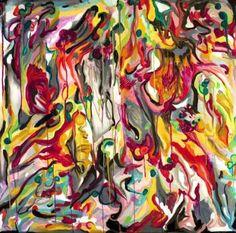 "Saatchi Art Artist GG Reid; Painting, ""First Impressions"" #art"