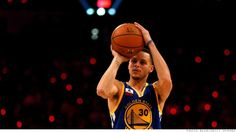 Stephen Curry is the NBA MVP. His agent has already gotten many calls from companies eager to make Curry a sponsor . and he expects a lot more of Curry's Golden State Warriors win the NBA title. Nba Warriors, Nba Stephen Curry, Warriors Stephen Curry, James Harden, King Lebron, Lebron James, Nba Players, Basketball Players