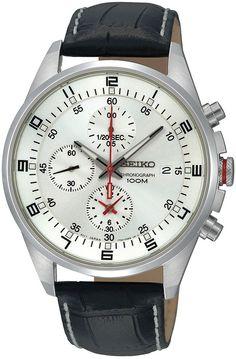 Amazon.co.jp: セイコー SEIKO 腕時計 1/20秒クロノグラフ SNDC87P2[並行輸入]: 腕時計通販