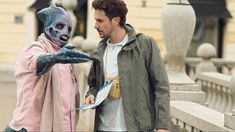 Babbel présente : Un extraterrestre en vacances