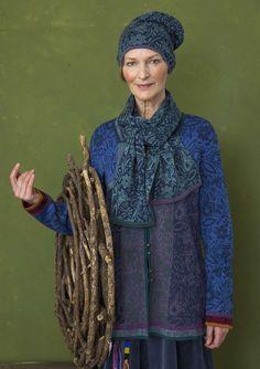 A fiesta of patterns – Gudrun Sjödén - Swedish design with a green soul / online